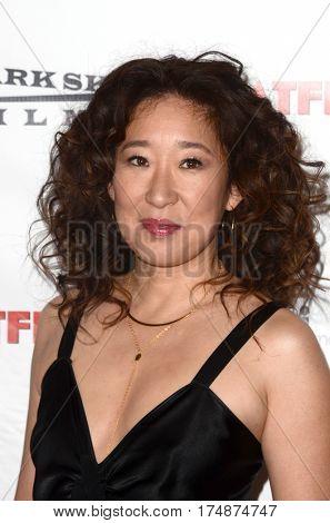 LOS ANGELES - MAR 2:  Sandra Oh at the