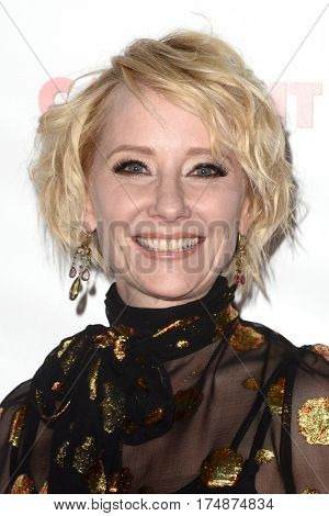 LOS ANGELES - MAR 2:  Anne Heche at the