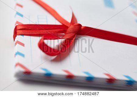 envelopes for Valentine's day