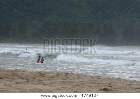 Hawaiian Surf Fun