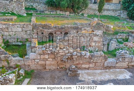The Ruins Of Agora
