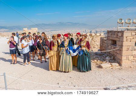 The Greek Costume