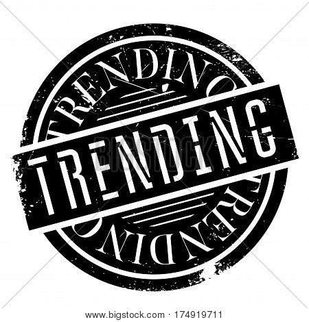 Trending rubber stamp. Grunge design with dust scratches. Effects can be easily removed for a clean, crisp look. Color is easily changed.