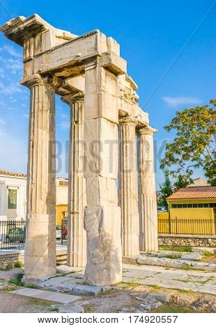 The Beautiful Column