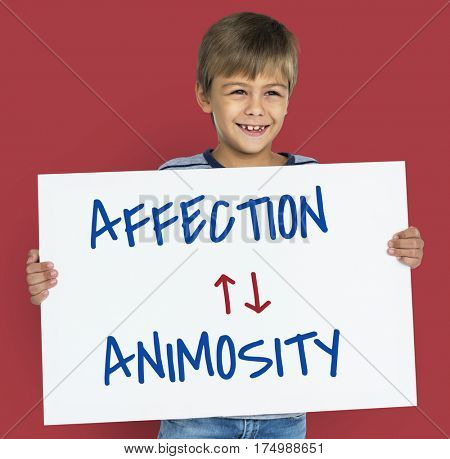 Affection Animosity Love Hate Opposite