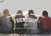 Friendship Companionship Connection Relationship poster