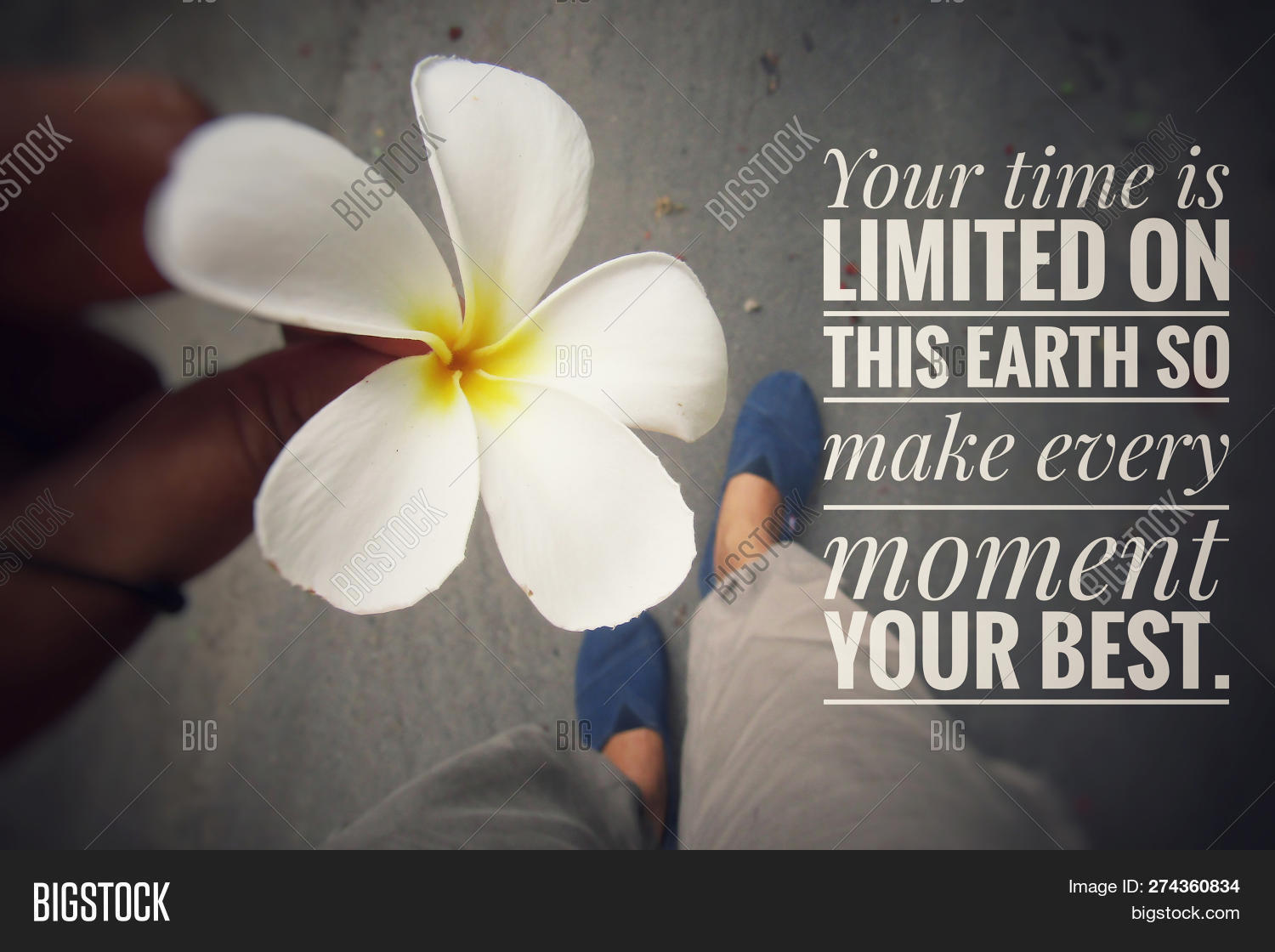 inspirational quote image photo trial bigstock