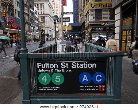 Stazione di Fulton St