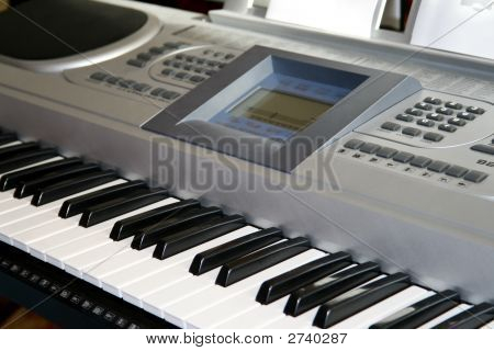 Keyboard Musical Instrument