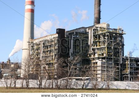 Petrochemical Factory Construction