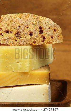 Cheese In Stack