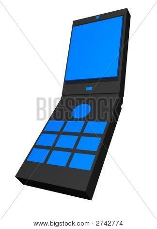 Clamshell Phone