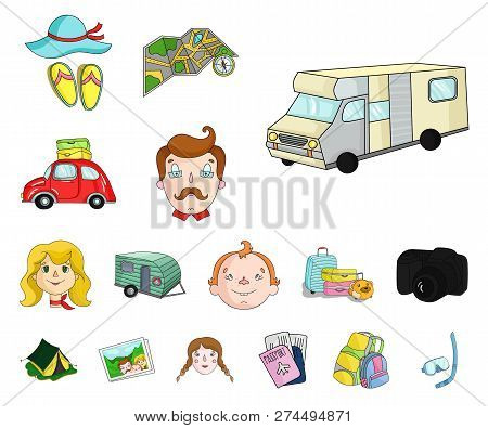 Family Holiday Vector Photo Free Trial Bigstock