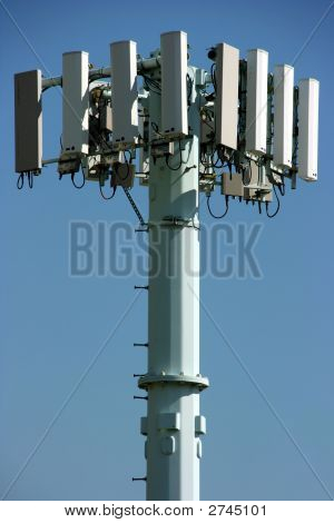 Broadcasting Communication Tower