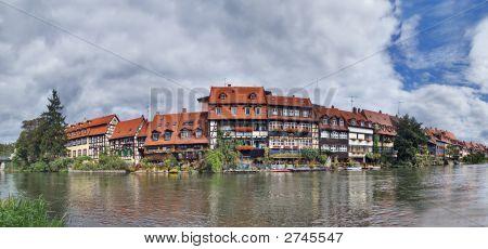 Little Venice District, Bamberg, Germany