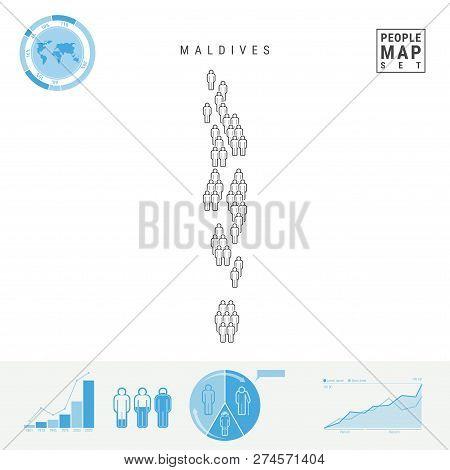 Maldives People Icon Vector & Photo (Free Trial) | Bigstock