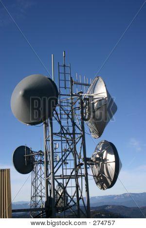 Telecommunications Tower 03