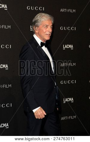 LOS ANGELES - NOV 3:  Todd Morgan at the 2018 LACMA: Art and Film Gala at the Los Angeles County Musem of Art on November 3, 2018 in Los Angeles, CA