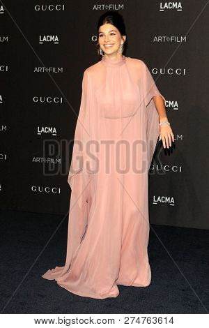 LOS ANGELES - NOV 3:  Camila Morrone at the 2018 LACMA: Art and Film Gala at the Los Angeles County Musem of Art on November 3, 2018 in Los Angeles, CA