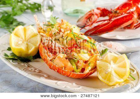 catalan lobster
