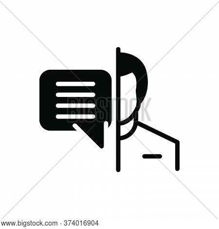 Black Solid Icon For About Concerning Regarding Relating-to