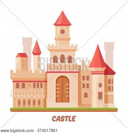 Castle Fairy Palace, Medieval Fantasy Kingdom Fort