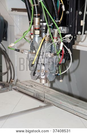 Automatic Machines For Polymer Sealing