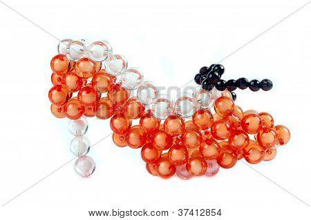ein Handwerk Perlen Kristall