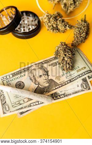Cannabis Money Black Market. Joint Weed. Cannabis In Economics. Sativa Thc Cbd. Money Weed.