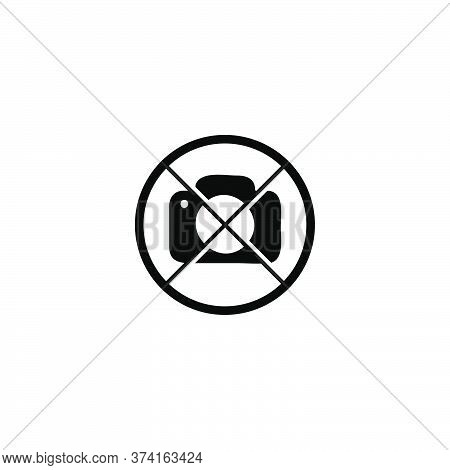 Illustration Vector Graphic Of Photography Icon. Good For Technology, Film, Photo, Web, Digicam Etc.