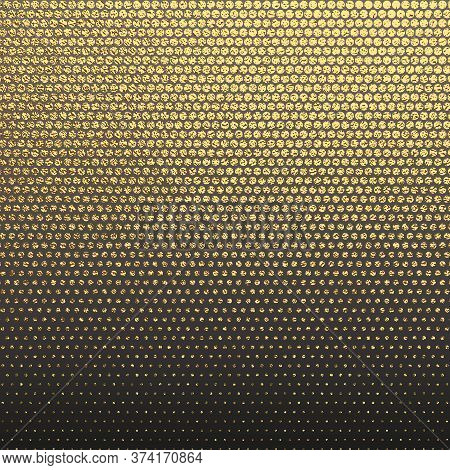 Metallic Glossy Texture. Luxury Sparkling Background. Golden Glossy Pattern.. Abstract Gold , Shiny