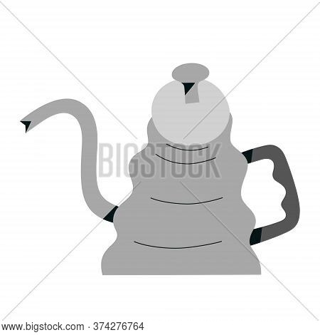 Pour Over Coffee Kettle, Stainless Steel Gooseneck Pot For Brewing Drip Coffee, Kitchenware Or Coffe