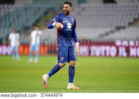 Torino (italy) 30th June 2020 . Italian Football League Serie A.  Torino Fc Vs Ss Lazio. Salvatore S