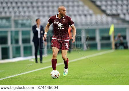 Torino (italy) 30th June 2020 . Italian Football League Serie A.  Torino Fc Vs Ss Lazio. Lorenzo De