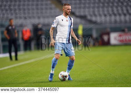 Torino (italy) 30th June 2020 . Italian Football League Serie A.  Torino Fc Vs Ss Lazio. Manuel Lazz