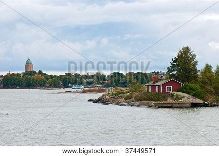 Fortress Suomenlinna.