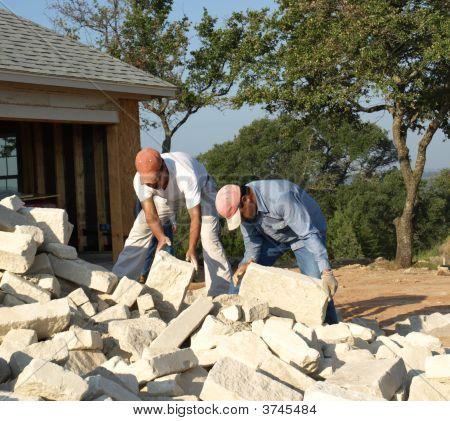 Sorting The Rocks