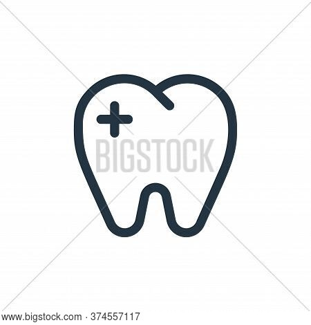 dentist icon isolated on white background from medical tools collection. dentist icon trendy and mod