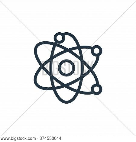 science icon isolated on white background from school collection. science icon trendy and modern sci