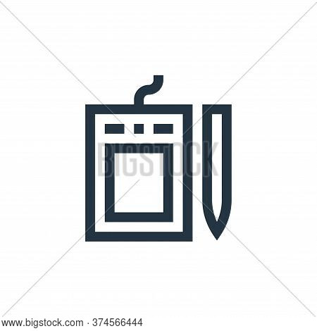 graphic tablet icon isolated on white background from electronics collection. graphic tablet icon tr