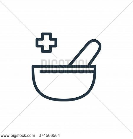 pharmacy icon isolated on white background from hospital collection. pharmacy icon trendy and modern