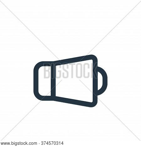 sound icon isolated on white background from device collection. sound icon trendy and modern sound s