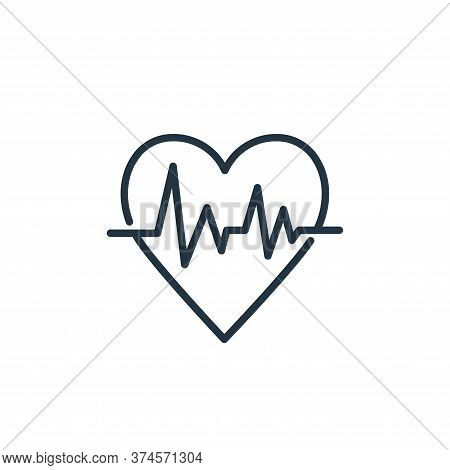 healthcare icon isolated on white background from insurance collection. healthcare icon trendy and m