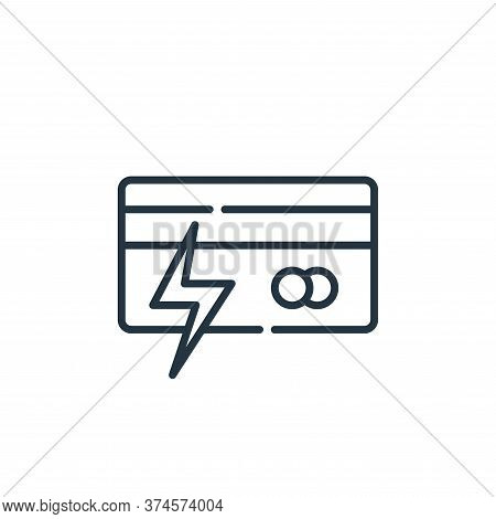 fraud icon isolated on white background from hacker collection. fraud icon trendy and modern fraud s