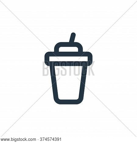 coffee icon isolated on white background from user interface collection. coffee icon trendy and mode