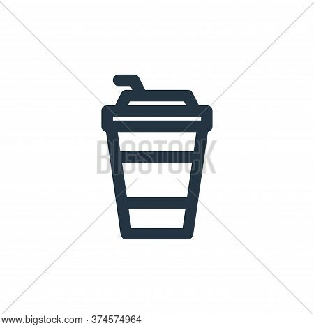 coffee cup icon isolated on white background from holiday collection. coffee cup icon trendy and mod