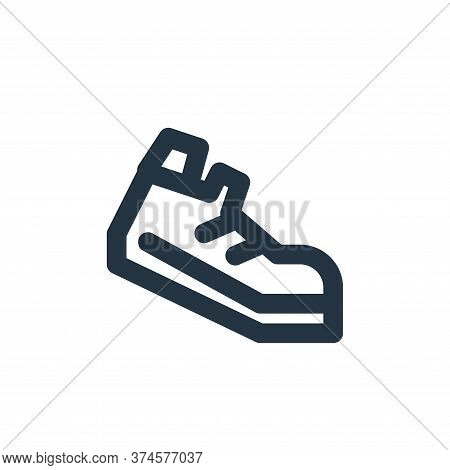 running icon isolated on white background from sport collection. running icon trendy and modern runn