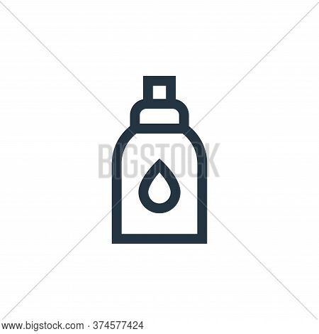 perfume icon isolated on white background from pet shop collection. perfume icon trendy and modern p