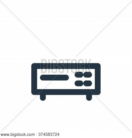 dvd icon isolated on white background from electronics collection. dvd icon trendy and modern dvd sy