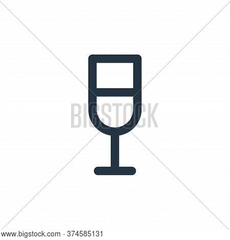 drink icon isolated on white background from holiday collection. drink icon trendy and modern drink